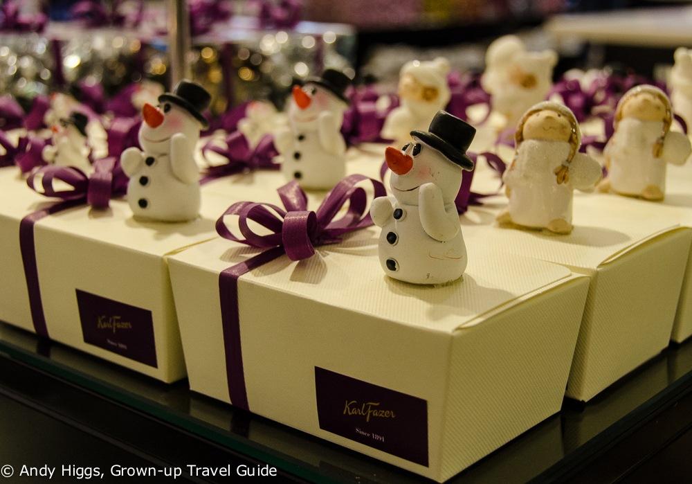 Fazer snowmen