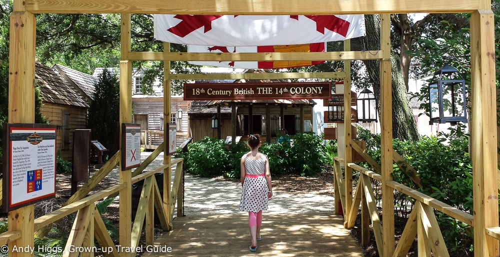British Colony St Augustine
