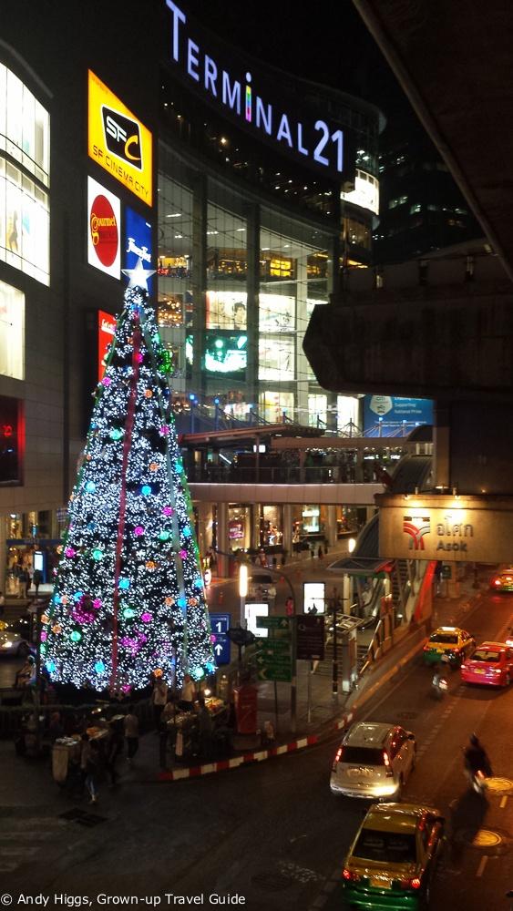 Terminal 21 Xmas Tree